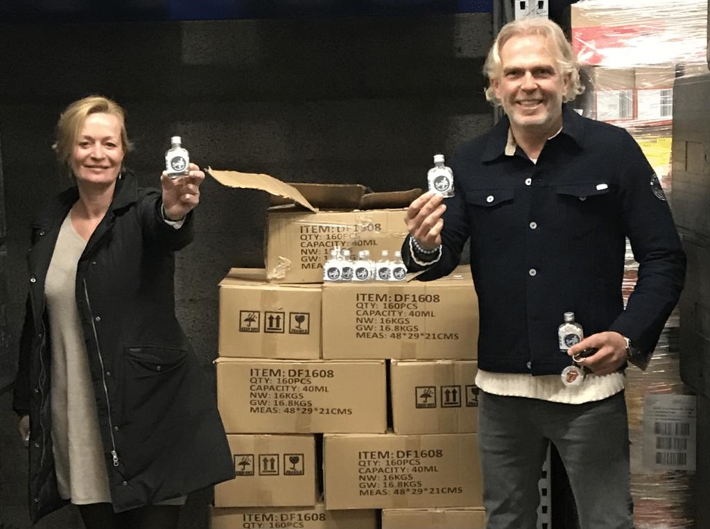 Smyle doneert aan voedselbank